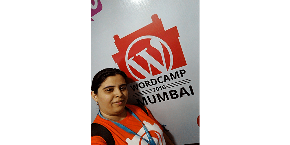 Selfie At WordCamp Mumbai 2016