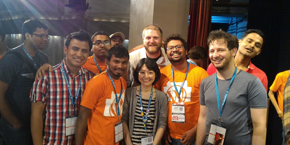 Speakers At WordCamp Mumbai 2016
